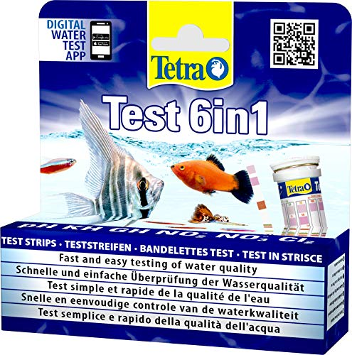 Tetra Test 6in1- Prueba...