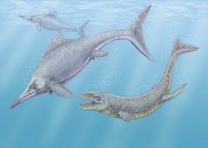 peces prehistóricos