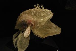 Figura del pez abisal