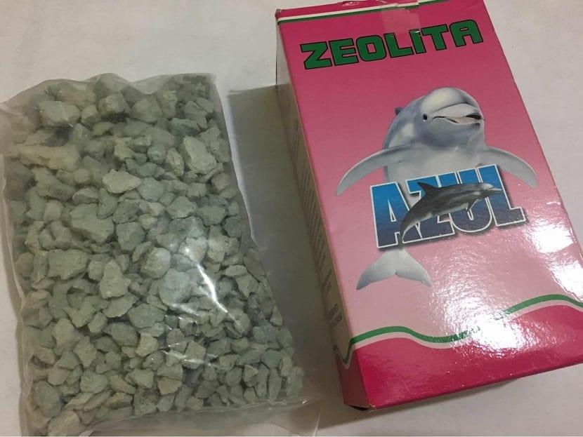 Venta de zeolita para la filtración