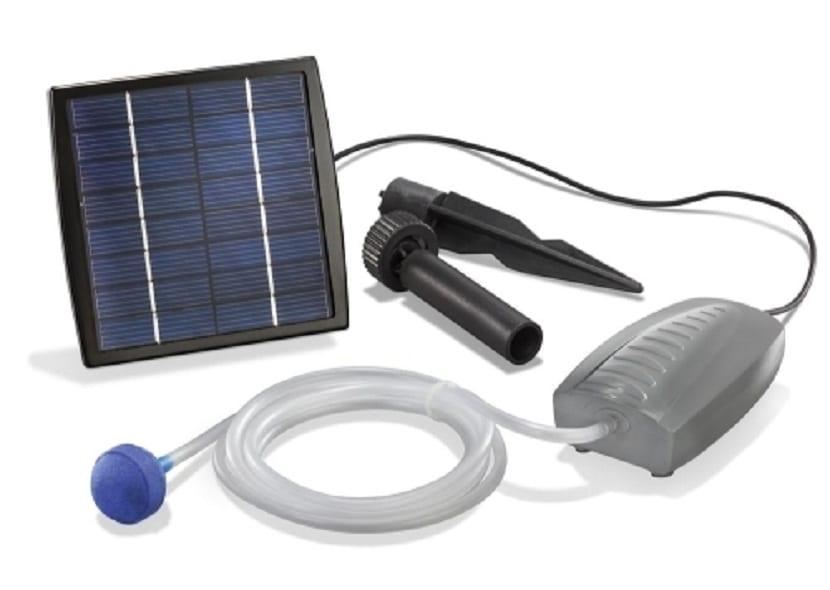 oxigenador con panel solar