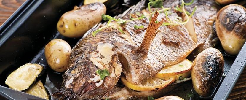 Recetas de pez san Pedro