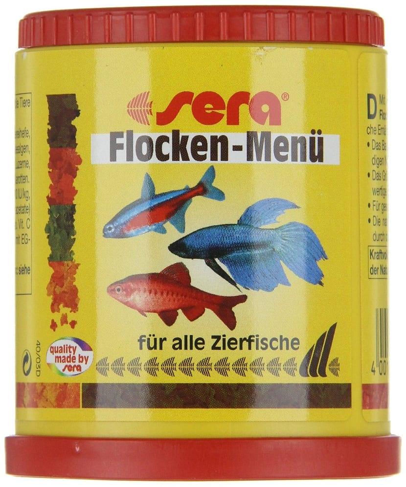 Comida para peces Sera Flock