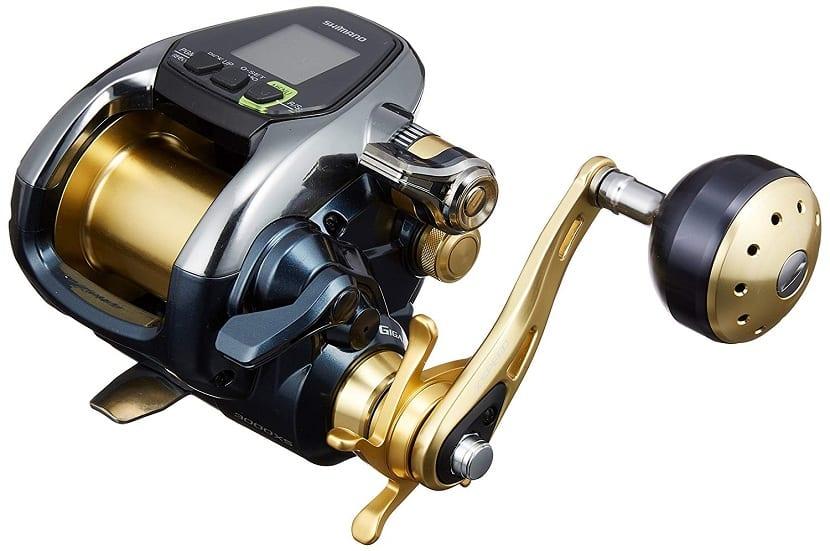 Carrete de pesca Shimano – Beastmaster XS A