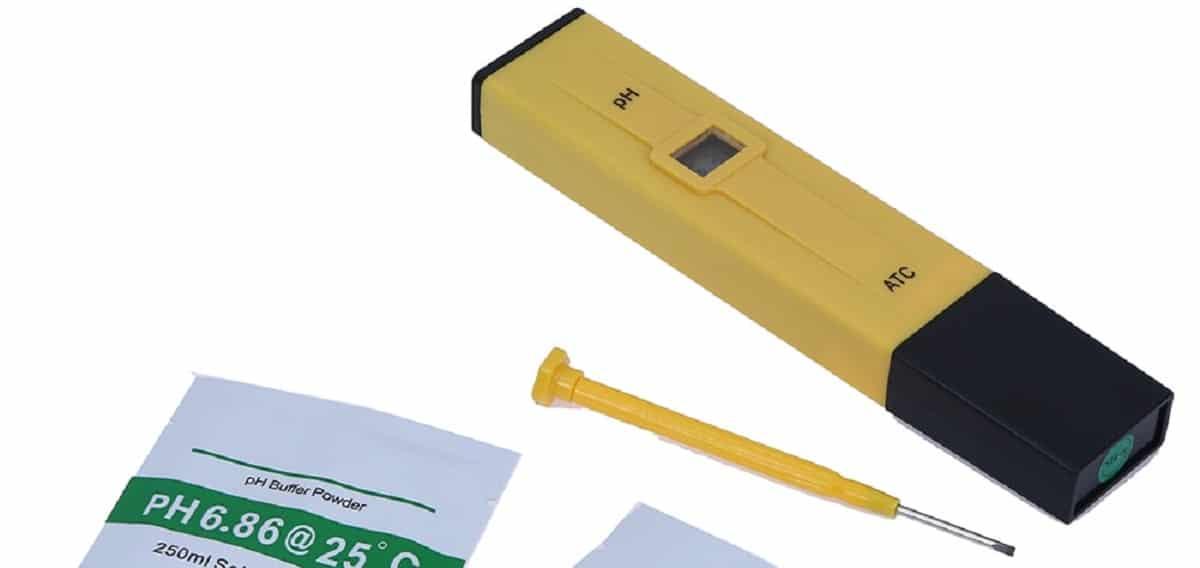 Características de los medidores de pH digital