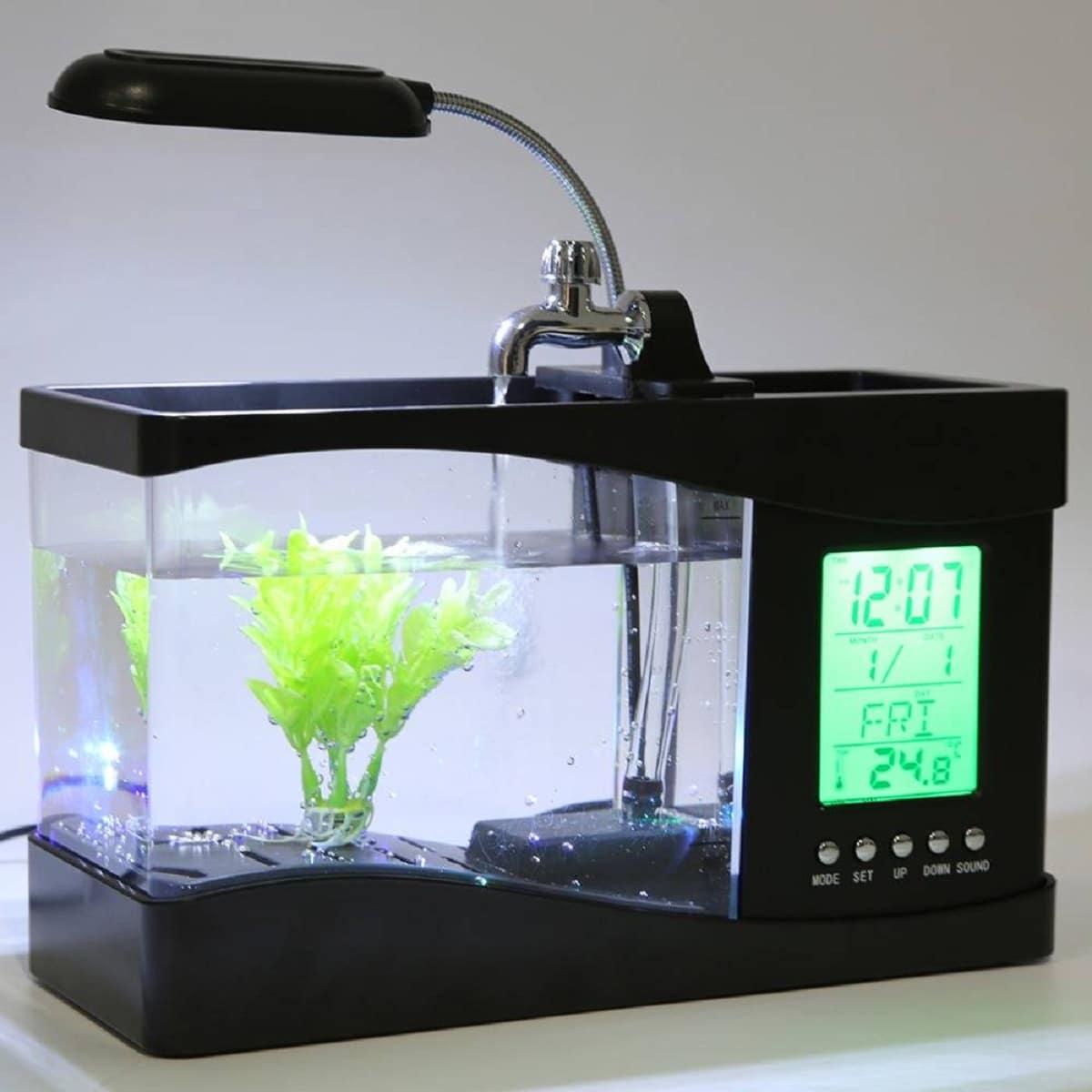 180 cm Acuario Aufsatzbeleuchtung Peces Tanque 62 cm de 198 cm l/ámpara para Agua Dulce de mar Mando a Distancia Aquarien ECO Acuario Iluminaci/ón LED 60 cm