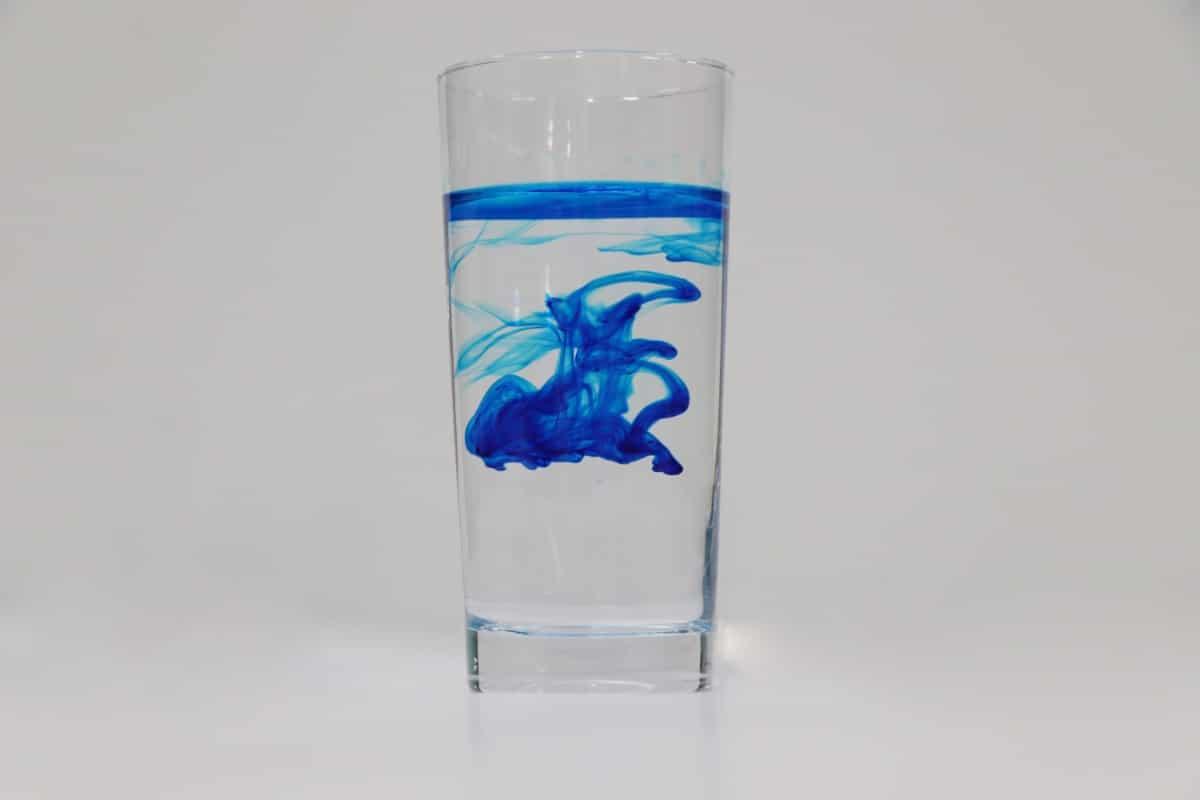 Los test para acuarios siguen un código de colores